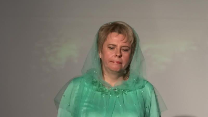 Лилия Евсеева На переднем краю ( Концерт в Александро-Невской Лавре 25.10.2018 г.)