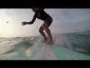 First steps in surfing
