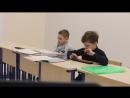 Ментальный счет в 9 ке Андрей 7 лет