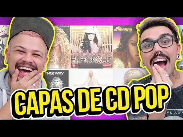 AS PIORES CAPAS DE CD - DIVAS POP | Diva Depressão