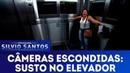 Susto no Elevador Scary Lift Prank Câmeras Escondidas 17 06 18