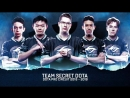 Team Secret The time has come We are extremely glad to announce our new Dota 2 roster