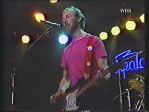 The Richard Thompson Band - Shoot Out The Lights (live, Hamburg 1983)