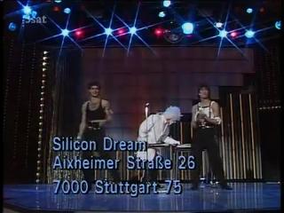 SILICON DREAM - Albert Einstein - Everything Is Relative (1987)