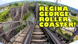 Regina George The Ride! Mean Girls Roller Coaster Tobu Zoo Tokyo Japan