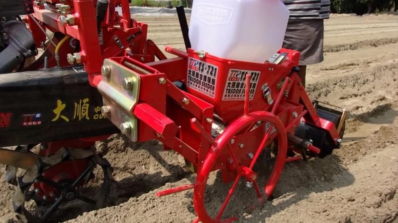 大順農機 TASOON TS-899-TS-888中耕管理機 真正多功能變化的變形金剛