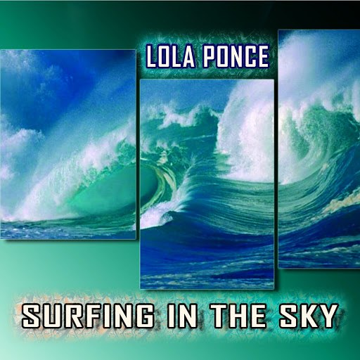 Lola Ponce альбом Surfing the Sky