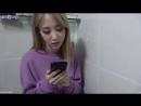 одинокая женщина мунбель в туалете (2018)
