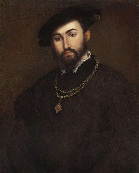 Лоренцо Лотто (1480 — 1556) — лучший портретист своего времени, абсолютно не зашоренный. А очень смахивает на авангард, яркий свет, сияющие цвета, чёткие контуры. Неспособный к компромиссам и в