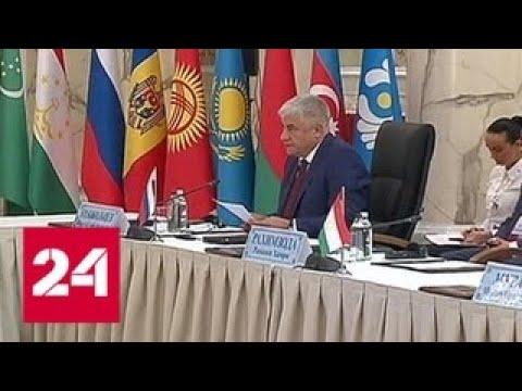 В Баку министры внутренних дел государств-участников СНГ обсудили важные вопросы - Россия 24