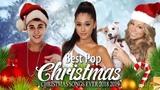 Best Pop Christmas Songs Ever 2018 - 2019 -Top 100 Pop Songs Merry Christmas Playlist 2019