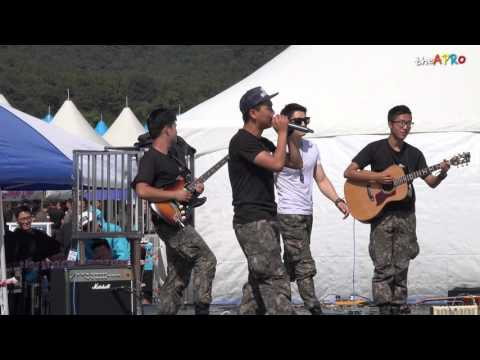 JYJ Jaejoong @ Collaboration full version - Ground Forces Festival