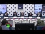 Пресс-конференция в преддверии старта массовой гонки «Лыжня России»