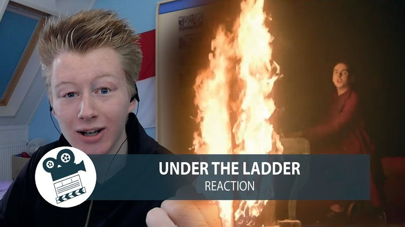 Reactie: ''MELOVIN - Under The Ladder (Offcial Music Video)''