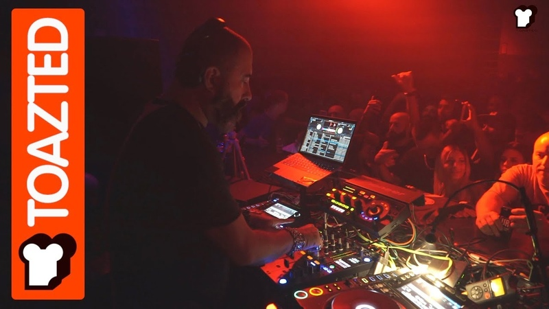 Fuse Presents: Dave Clarke All Night| Toazted