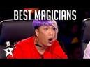 BEST MAGICIANS Around The World   Magician's Got Talent