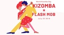 World Kizomba Day - Flash Mob 2018 - Choreo with Music