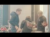 2018.03.30 - Hyatt Regency (Backstage проекта XV лет фармацевтической компании)