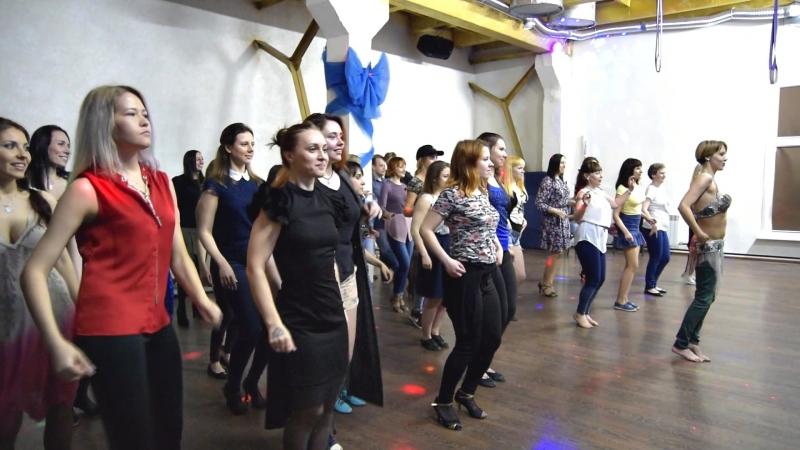 Восточные танцы в Сальса Кубана