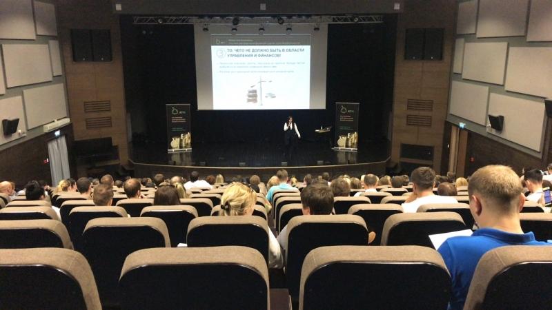 Система распределения финансов компании - семинар в Москве от Ирины Нарчемашвили