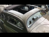 This mid engined, V8, suicide bug might be the coolest VW Beetle in existence.