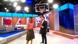 Harry Connick Jr on Instagram Watch Harry and Tech Contributor @TechLifeSteph shoot some hoops with this basketball that tracks your shots! #Harr...