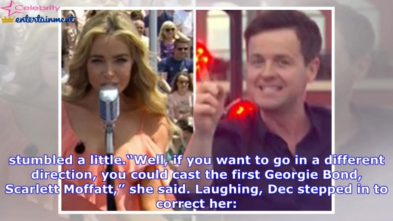 Saturday Night Takeaway_ Dec forced to step in as Denise Richards makes awkward