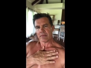 A VERY SPECIAL HAPPY 70TH BIRTHDAY WISH FROM BRADDAH JOSH BROLIN