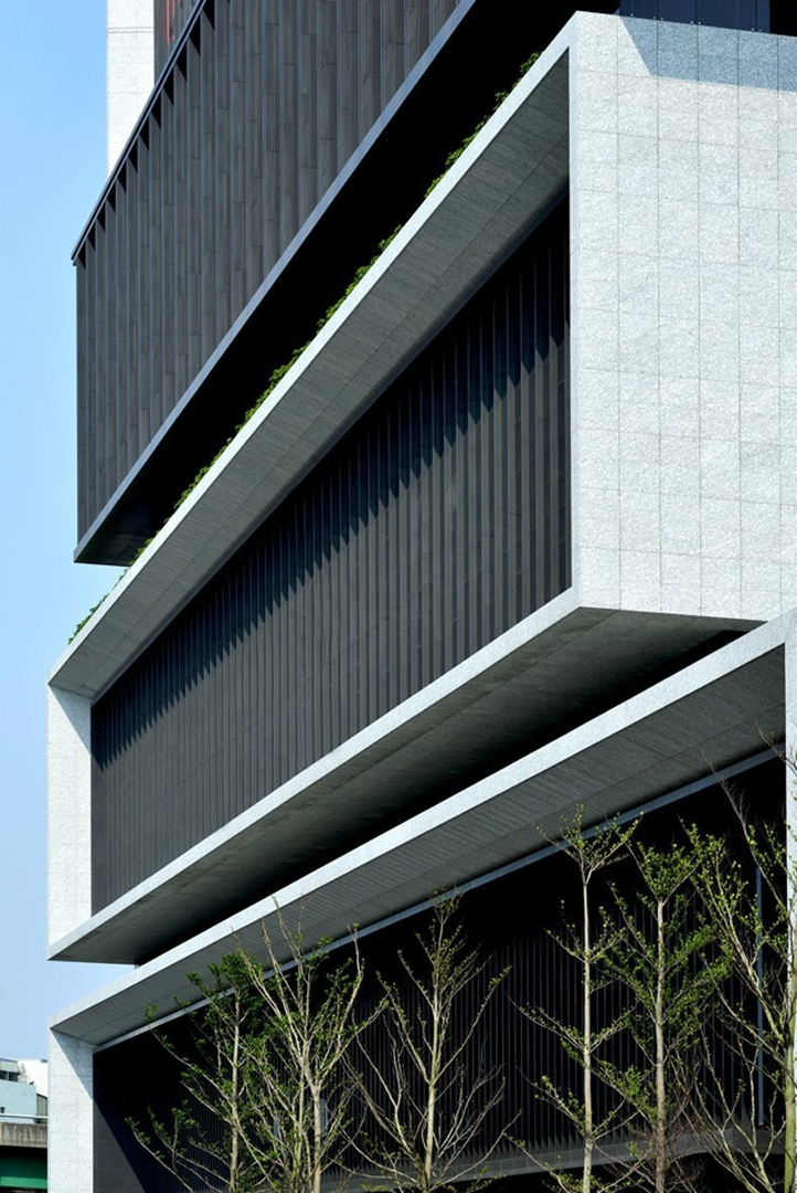 HVW Headquarter / Hsuyuan Kuo Architects