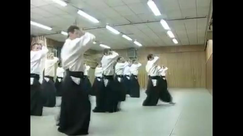 Bokken AikiKen Kenjutsu_Christian Tissier