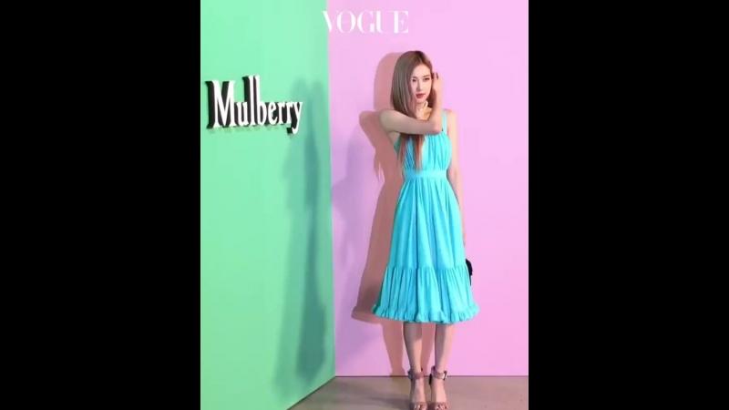 180906 Rose Lisa @ Mulberry x Seoul