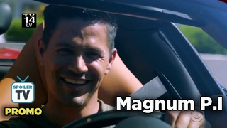 """Magnum PI 1x04 Promo """"Six Paintings One Frame"""""""