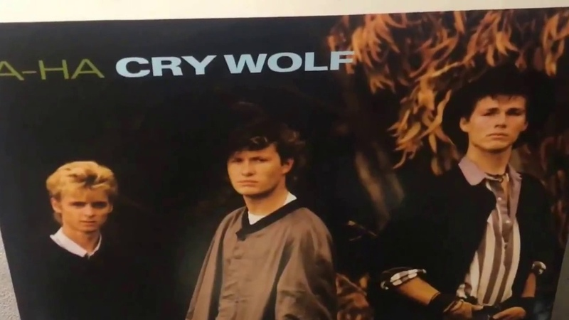 A-Ha – Cry Wolf (Extended Version)12 Vinyl 1986