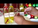 DIY Edible Christmas Gifts Infused Olive Oil Kena Peay Day 2