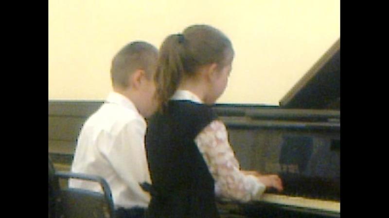 Лендлер: исполняют Соня и Владимир