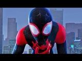 Человек-паук: Через вселенные — Русский трейлер (2018) / США / Мультфильм / Мультик / Spider-Man: Into The Spider-Verse / Sony