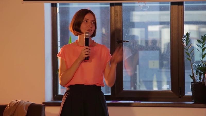 Александра Власова: Мне нравилась структурированность, домашка и ответы на вопросы