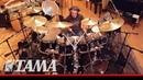 Simon Phillips on TAMA STAR Maple Drum Kit vol 2