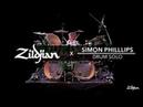Simon Phillips DRUM SOLO 2017 UK Drum Show