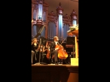 Gustav Mahler - Symphony No. 6 conductor- Alexander Sladkovsky Curtain Call 2 Moscow Conservatory