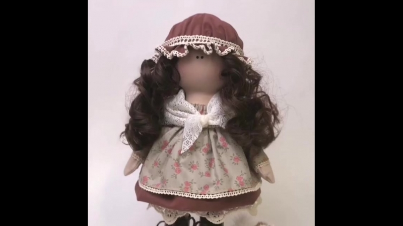 Набор для шитья куклы