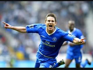 Фрэнк Лэмпард! Легенда Челси и один из лучших футболистов в мире!