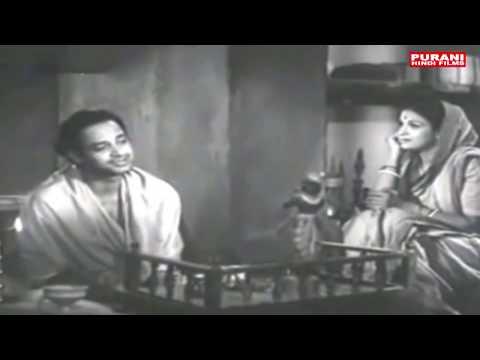 Mera Man Bhula Bhula Kahe Dole Biraj Bahu 1954 Hemant kumar Kamini Kaushal