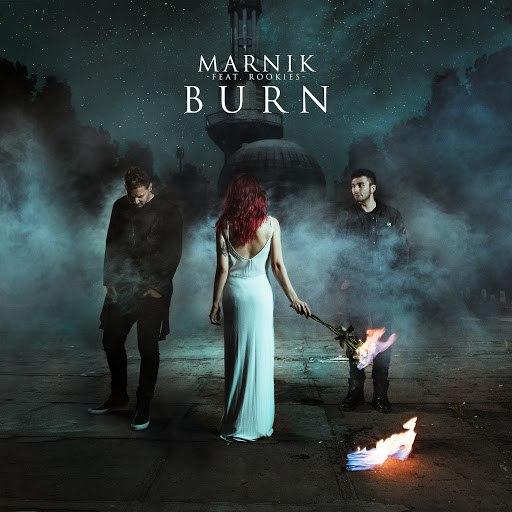 Marnik альбом Burn