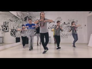 направление Hip-Hop 10-12 лет   Маша Родионова   dance studio NAKO  