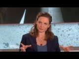 The Talk - Rebecca Ferguson on Reoccurring Tom Cruise Dream 'with fangs'