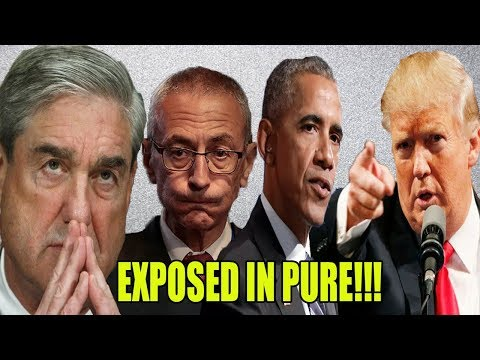 YES!In An Effort To Charge Trump With Corruption, See What Got EXPOSED About Mueller, Obama, Podesta