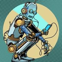 Логотип Фабрика роботов