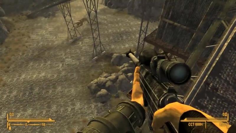 Fallout New Vegas 21 Когти смерти