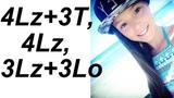 Anna SCHERBAKOVA - 4Lz+3T, 4Lz, 3Lz+3Lo (FP, CoR 2018)